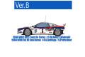 【お取り寄せ商品】 HIRO K505 1/24 Lancia Rally 037 Ver.B 1984 WRC Rd.5 Tour de Corse#5 / Rd.10 San Remo #4