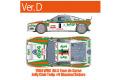 【お取り寄せ商品】 HIRO K507 1/24 Lancia Rally 037 Ver.D 1984 WRC Rd.5 Tour de Corse [Jolly Club Totip] #9