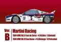 HIRO K558 1/43 ランチア 037 Rally ver.B Martini Racing 1984 WRC Rd.5 Tour de Corse #5/Rd.10 San Remo #4