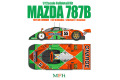 HIRO K628 1/12 マツダ 787B Le Mans 1991 Winner #55
