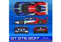 【お取り寄せ商品】 HIRO K633 1/24 フォード GT GTE LM2017 / Daytona2018