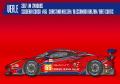 【お取り寄せ商品】 HIRO K647 1/24 フェラーリ 488GTE Ver.E 2017 LM Scuderia Corsa #65