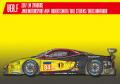 【お取り寄せ商品】 HIRO K648 1/24 フェラーリ 488GTE Ver.F 2017 LM JMW Motorsport #84