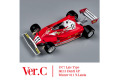 ** 予約商品 ** HIRO K687 1/12 Ferrari 312T2 ver.C 1977 Dutch GP #11/#12 Canadian GP #21/#12