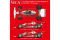 【お取り寄せ商品】 HIRO K704 1/12 Ferrari 312T2 Ver.A 1976 Rd.5 Belgian GP / Rd.6 Monaco GP