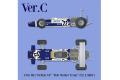 【お取り寄せ商品】 HIRO K724 1/12 Lotus 49B ver.C 1968 Rd.7 British GP Winner Rob Walker Team #22 J.Siffert