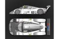 【お取り寄せ商品】 HIRO K733 1/12 Sauber Mercedes C9 Le Masn 1989