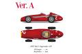 HIRO K745 1/43 Maserati 250F Ver.A 1957 Argentine GP #2 J.M.Fangio / 2nd #6 J.Behrad