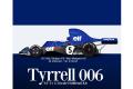 【お取り寄せ商品】 HIRO K751 1/12 Tyrrell 006 1973 Belgian / Monaco GP