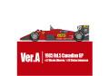 HIRO K752 1/43 Ferrari 156/85 Ver.A 1985 Canadian GP #27 M.Alboreto / #28 S.Johansson