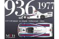 【お取り寄せ商品】 HIRO K755 1/12 Porsche 936/77 Le Mans 1977 Winner No.4