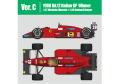HIRO K776 1/43 Ferrari F187/88C Ver.C 1988 Rd.12 Italian GP #27 / #28