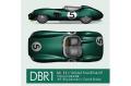 【お取り寄せ商品】 HIRO K782 1/12 Aston Martin DBR1 Le Mans 1959 Winner