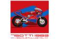 ** 予約商品 ** HIRO K790 1/9 Ducati 750 TT1 1983