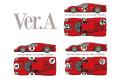 HIRO K791 1/43 Ferrari 330P4 Berlinetta Ver.A 1967 Daytona #24 / Spa 1000km #9 /LM #19