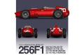 【お取り寄せ商品】 HIRO K798 1/12 Ferrari 256F1 1960 Italian GP Winner #20 P.Hill