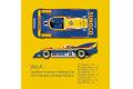 ** 予約商品 ** HIRO K799 1/43 Porsche 917/30 Ver.A SUNOCO Can-Am 1973 #6 M.Donohue
