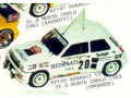 JPS KP148P ルノー 5 Turbo Gr.B MC 83 Snobeck プリペイントキット