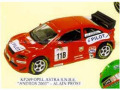 JPS KP269P オペル ASTRA S.N.B.E. ANDROS 2003 ALAIN PROST プリペイントキット
