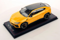 ** 予約商品 ** MR collection  LAMBO32PCB 1/18 Lamborghini Urus Pearl Capsule Giallo Inti