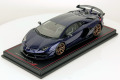 MR collection  LAMBO34C 1/18 Lamborghini Aventador SVJ Viola Altheia