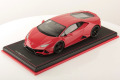 ** 予約商品 ** MR collection  LAMBO38C 1/18 Lamborghini Huracan Evo Rosso Mars (Metallic)