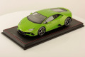 ** 予約商品 ** MR collection  LAMBO38E 1/18 Lamborghini Huracan Evo Verde Mantis (Pearl)
