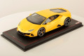 ** 予約商品 ** MR collection  LAMBO38F 1/18 Lamborghini Huracan Evo Giallo Inti (Pearl)