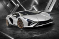 ** 予約商品 ** MR collection  LAMBO42F 1/18 Lamborghini Sian FKP37 Bianco Monocerus Limited 15pcs