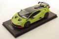 ** 予約商品 ** MR collection  LAMBO44B 1/18 Lamborghini Huracan STO Verde Aries