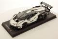 ** 予約商品 ** MR collection  LAMBO48SE 1/18 Lamborghini Essenza SCV12 Bianco Asopo Limited 99pcs