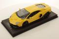 ** 予約商品 ** MR collection LAMBO050D 1/18 Lamborghini Aventador Ultimae Giallo Belenus