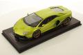 ** 予約商品 ** MR collection LAMBO050SE2 1/18 Lamborghini Aventador Ultimae Verde Citrea Limited 25pcs