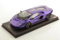 ** 予約商品 ** MR collection LAMBO052SE2 1/18 Lamborghini Countach LPI800-4 Viola Pasifae Limited 49pcs