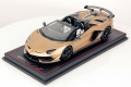 ** 予約商品 ** MR collection  LAMBO39A 1/18 Lamborghini Aventador SVJ Roadster Oro Zenas
