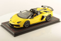 ** 予約商品 ** MR collection  LAMBO39E 1/18 Lamborghini Aventador SVJ Roadster Giallo Tenerife