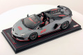 ** 予約商品 ** MR collection  LAMBO39SE_63 1/18 Lamborghini Aventador SVJ Roadster #63