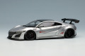 ** 予約商品 ** EIDOLON LB009E LB WORKS NSX Silver Limited 50pcs