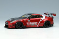 ** 予約商品 ** EIDOLON LB011C LB WORKS GT-R Type 2 Racing spec Candy Red Limited 50pcs