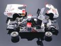 LM Miniatures 24010 1/24 Dauer Porsche 962 n.36 FAT Le Mans 1994 Wiinner (Super Ditail)