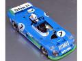 LM Miniatures 24049 1/24 Matra Simca 670B n.7 Le Mans 1974 Winner