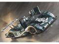 Le Mans Miniatures 24068 1/24 Bentley EXP Speed8 Le Mans 2002 (Door Open)
