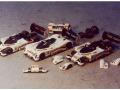 LM Miniatures 43014 1/43 Peugeot 905 EVO TER Le Mans 1993 Winner (Open model)