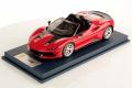LOOKSMART LS18_16A 1/18 Ferrari J50 Rosso Tristrato (ケース付)