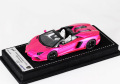 LOOKSMART LS425SC ランボルギーニ アヴェンタドール LP720-4 Roadster Flash Pink 25台限定