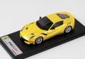 LOOKSMART LS450A フェラーリ F12tdf  Giallo Tristrato (パールイエロー)