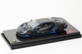 MR collection 1/43 Lamborghini Centenario Carbon Fibre with Blu Nethuns Accents Limited 25pcs