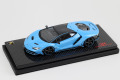 MR collection 1/43 Lamborghini Centenario Blue Cepheus / Carbon roof Limited 25pcs