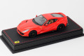MR collection 1/43 Ferrari 812 Superfast Rosso F1 2017 Limited 10pcs