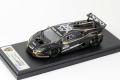 ** 予約商品 ** LOOKSMART LS483C Lamborghini Huracan Super Trofeo Evo Collector 2019 Matt Black /Gold